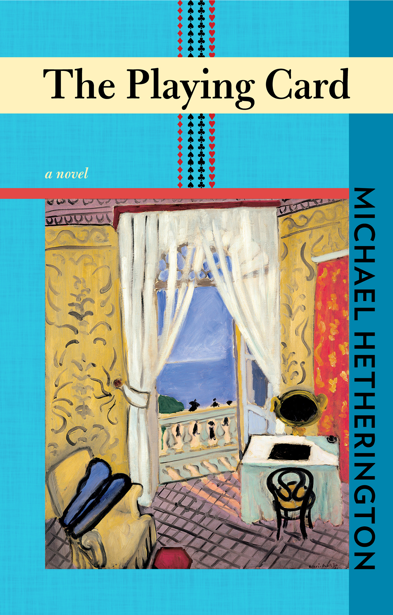 Michael Hetherington / Passfield Press